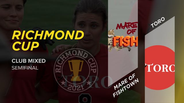 Mare of Fishtown vs. Toro | Mixed Semifinal