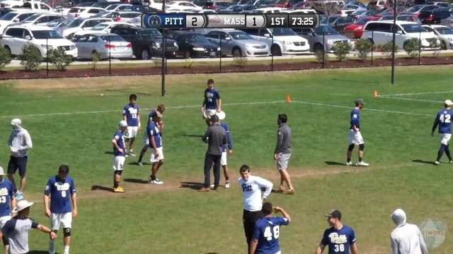 Easterns 2017: Pittsburgh v. Massachusetts (M Final)
