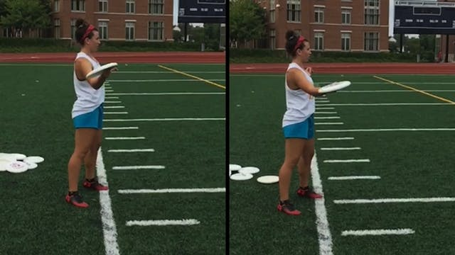 Throwing Form Analysis: Maddie Pletzke