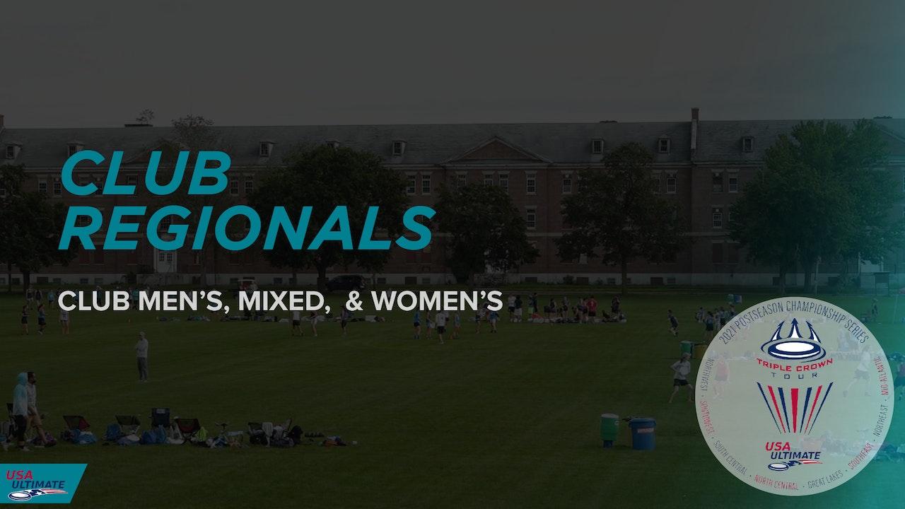 Club Regionals 2021