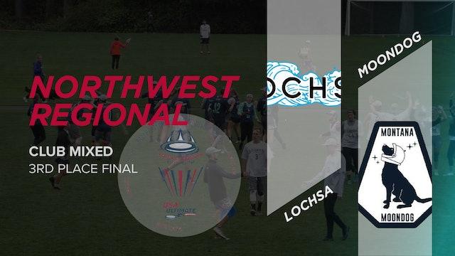 Lochsa vs. Moondog | Mixed 3rd Place Final