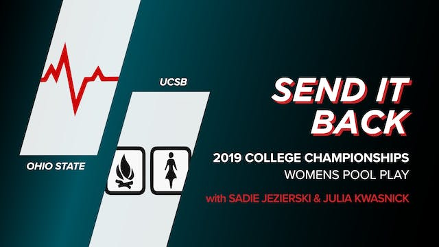 Ohio State vs. UCSB: 2019 College Cha...