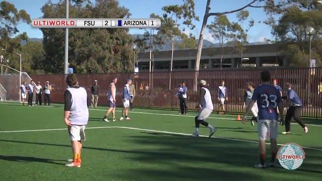 Arizona vs. Florida State | Men's Fin...