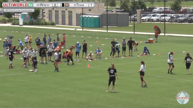 Texas vs. Wisconsin | Women's Pool Pl...