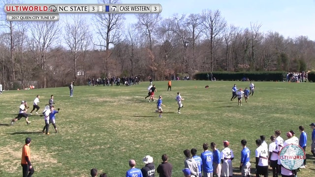 NC State vs. Case Western | Men's Pool Play | Queen City Tune Up 2017