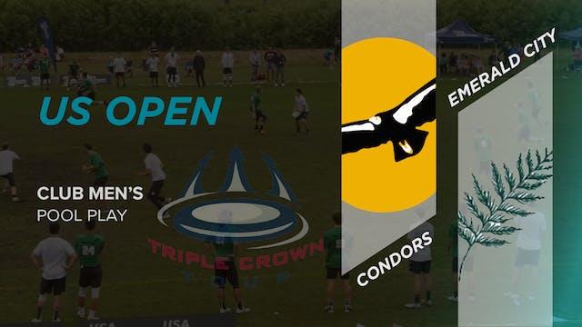 Condors vs. Emerald City | Men's Pool Play