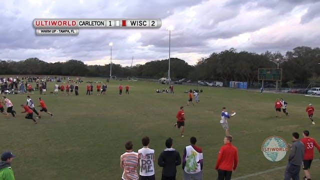 Carleton vs. Wisconsin | Men's Match ...