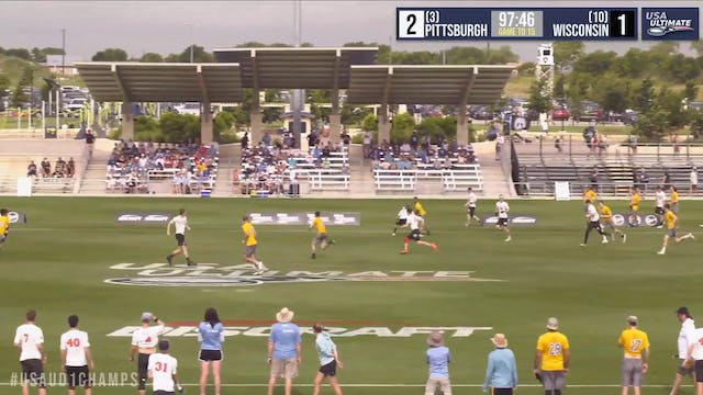 2019 D-I College Championships: #13 W...