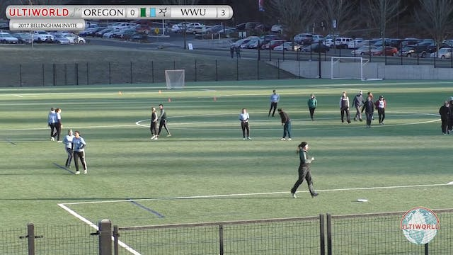 Oregon vs. Western Washington | Women...
