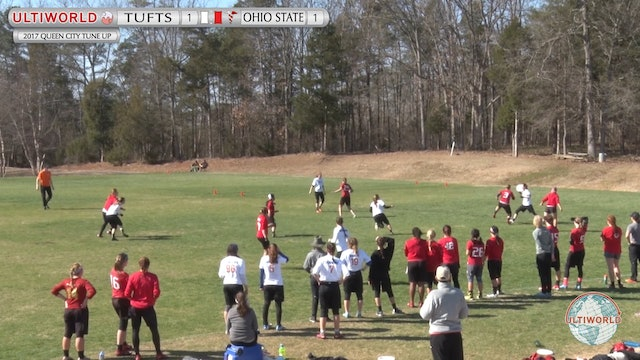 Tufts vs. Ohio State | Women's Final | Queen City Tune Up 2017