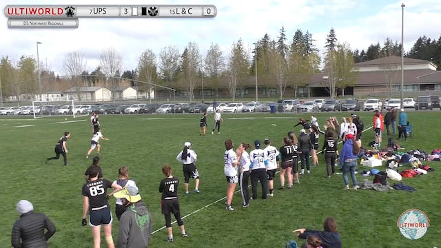Puget Sound vs. Lewis & Clark | Women...
