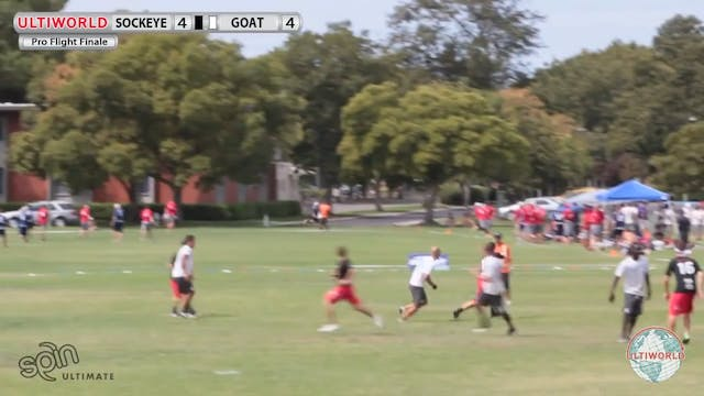 Pro Flight Finale 2013: GOAT vs Socke...