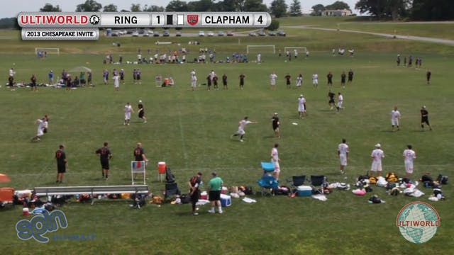 Chesapeake Open 2013: Ring of Fire vs...