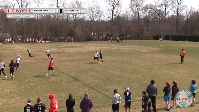 Queen City Tune Up 2015: Florida State v Northeastern (W Pool)