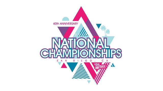 Club Championships 2019 (Women's/Mixed/Men's)