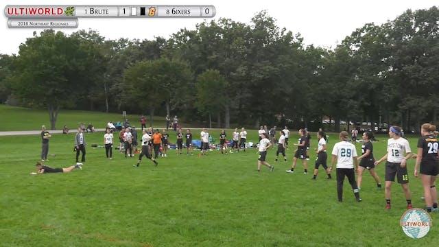 Brute Squad vs. 6ixers | Women's Fina...