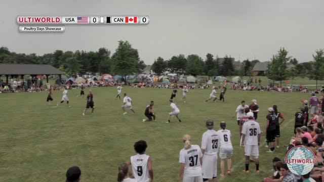 USA vs. Canada | Mixed Showcase | Pou...