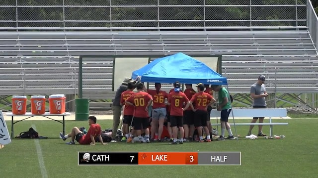 Catholic vs. Lakeside | Boy's Final | High School National Invite 2017