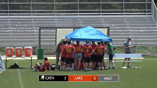 Catholic vs. Lakeside | Boy's Final |...