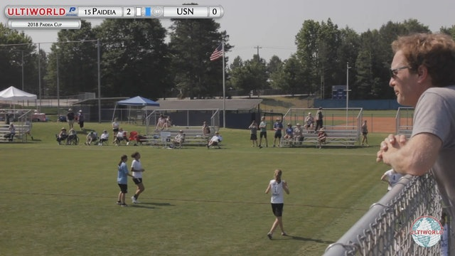 Paideia Cup 2018: USN [TN] vs Paideia [GA] (G)