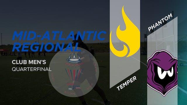 Temper vs. Phantom | Men's Quarterfinal