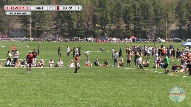 NE Regionals 2013: Harvard vs Dartmou...