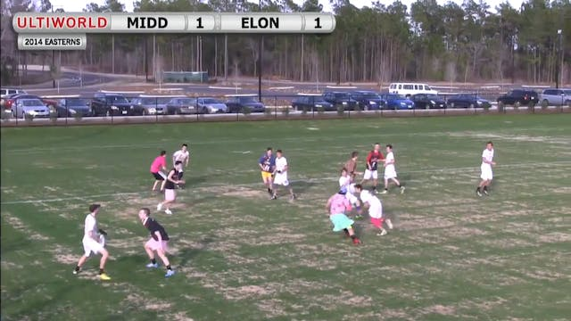 Elon vs. Middlebury | Men's Showcase ...