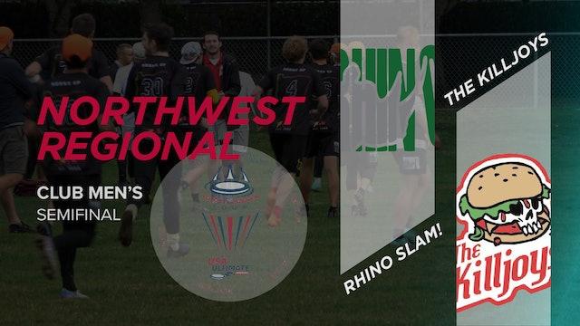Rhino Slam! vs. The Killjoys | Men's Semifinal