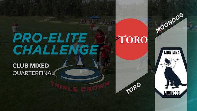 Toro vs. Moondog   Mixed Quarterfinal