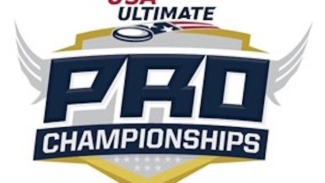 Pro Championships 2018 (Women's/Mixed/Men's)