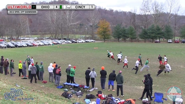 Steel City Showdown 2013: Ohio v Cincinnati (M Final)