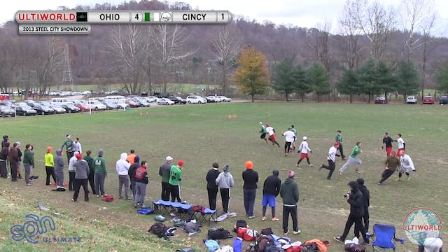 Ohio vs. Cincinnati | Men's Final | S...