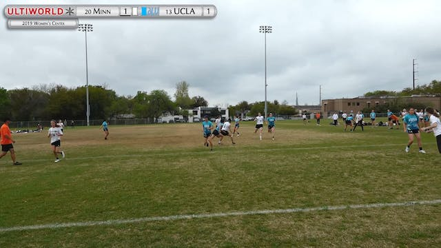 Minnesota vs. UCLA | Women's Quarterf...