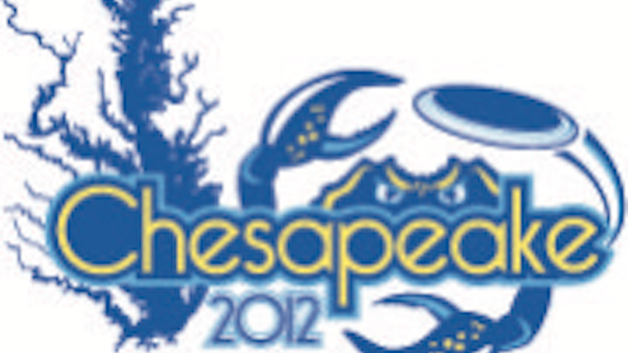 Chesapeake Open 2012 (Men's)