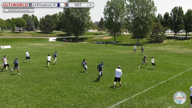 Pro-Elite 2018: Steamboat v XIST (X Pool)