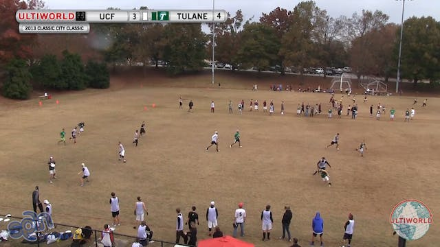 Central Florida vs. Tulane | Men's Qu...