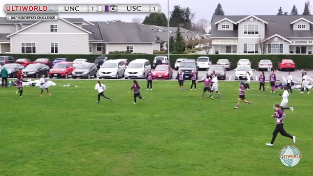 Northwest Challenge 2017: UNC v. USC ...