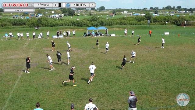 YCC 2019: #5 BUDA vs #8 Swarm (B Quarter)
