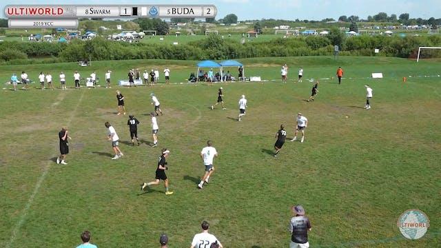 YCC 2019: #5 BUDA vs #8 Swarm (B Quar...