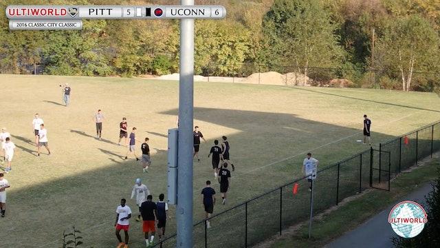 2016 Classic City Classic: Pitt v. UConn (Pool Play)
