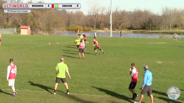 Carleton vs. Wisconsin | Men's Final ...