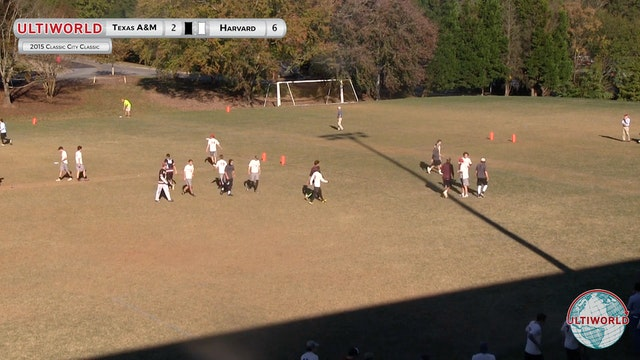 [2015-CCC-M] Texas A&M v. Harvard, Pool Play
