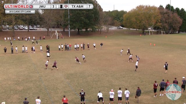 James Madison vs. Texas A&M | Men's S...
