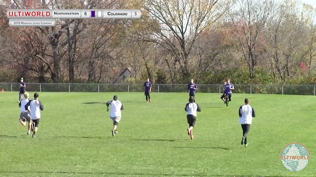 [2015-MLC-M] Northwestern v. Colorado, Quarterfinal