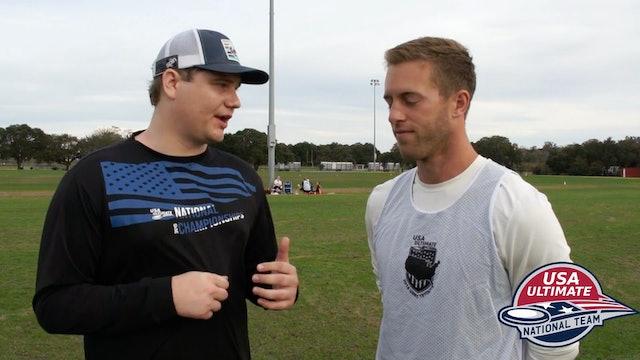 "Team USA Tryouts: Jonathan ""Goose"" Helton"