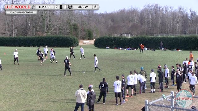 2016 QCTU | UNC Wilmington v. Massach...