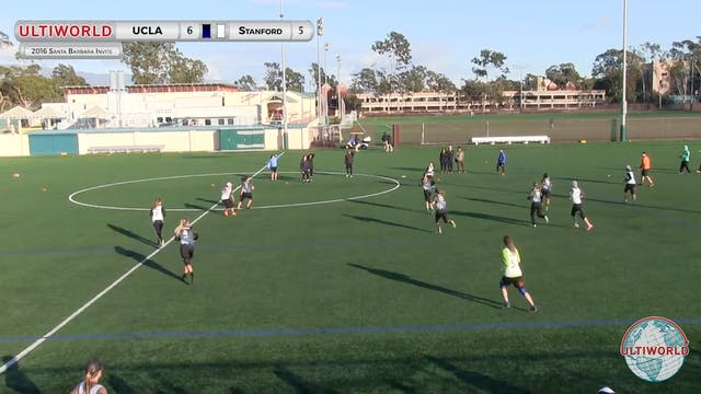 Stanford vs. UCLA | Women's Final | S...
