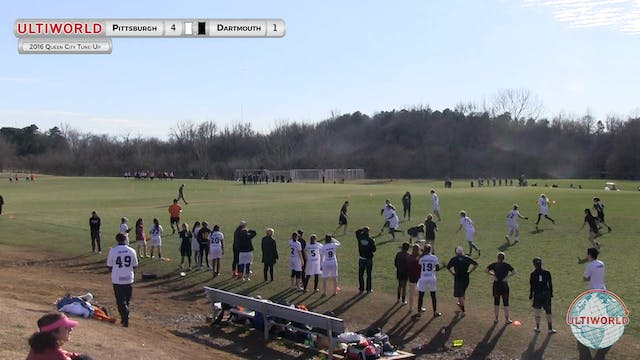 [2016-QCTU-W] Pitt v Dartmouth