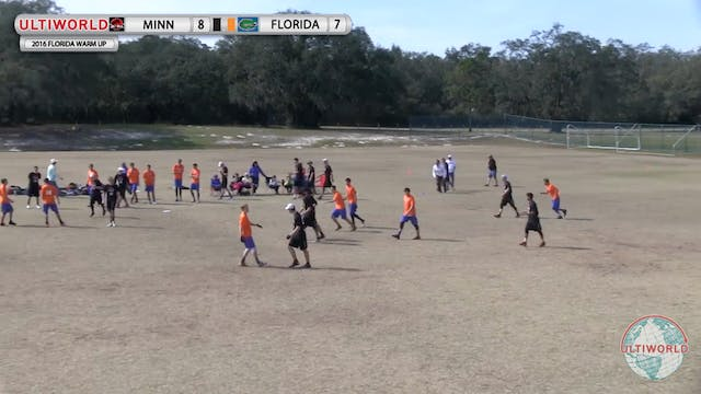Minnesota vs. Florida | Men's Final |...