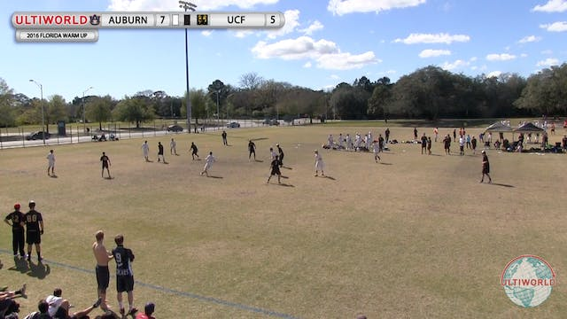 Auburn vs. Central Florida | Men's Ma...